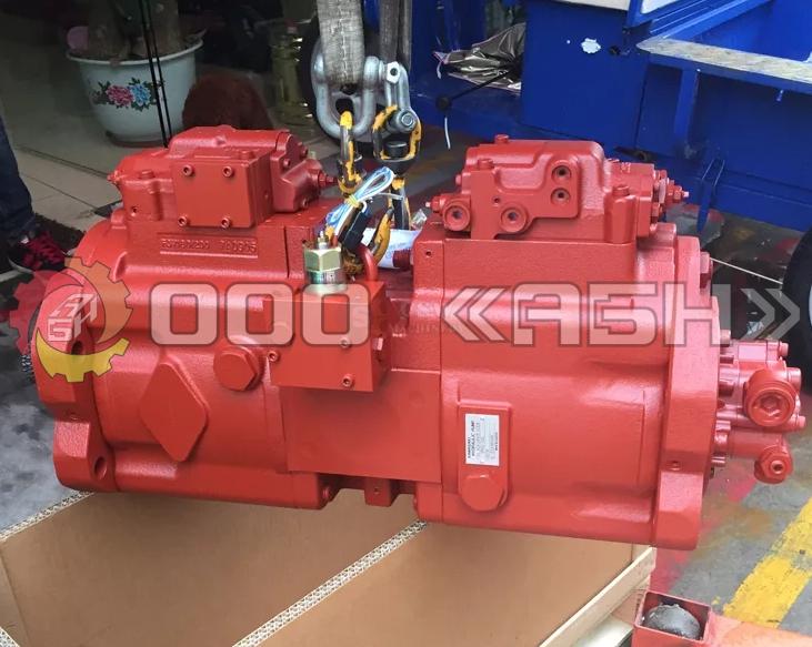 Гидравлический насос Kawasaki K5V140DTP1FTR-9N02-1