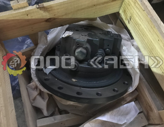 Гидравлический мотор Bosch Rexroth MCR5A470S106Z33B2V1L12F7SO515R