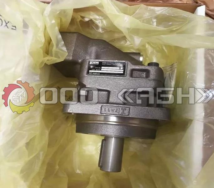 Гидравлический мотор Parker V12-060-MA-IV-D-000-D-0-060/012-HPS01I-010-01