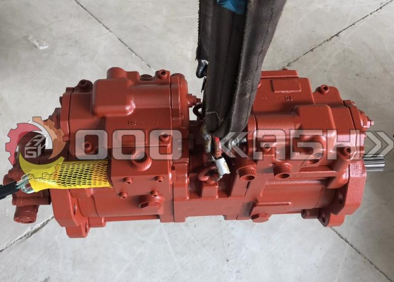 Гидравлический насос Kawasaki K5V140DT-158R-1E05-V