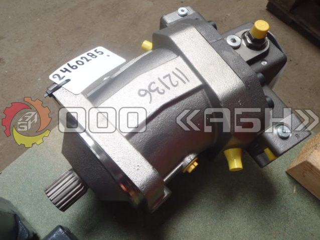Гидравлический мотор Bosch Rexroth A6VM107EZ4/63W-VAB027B