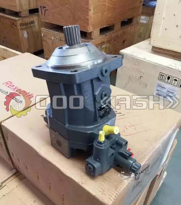 Гидравлический мотор Bosch Rexroth A6VM200HA1T/63W-VAB020A