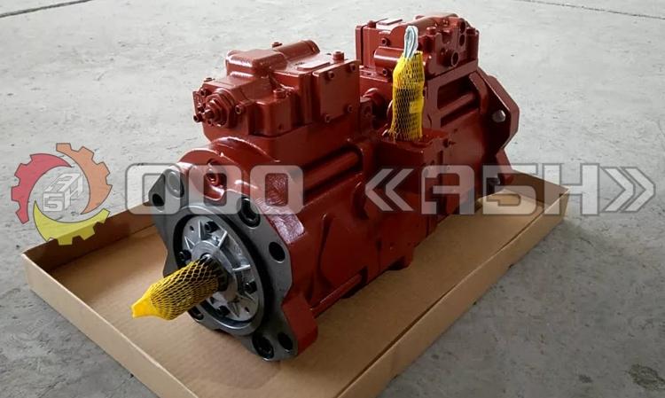 Гидравлический насос Kawasaki K3V112DTP1M9R-9C79+F
