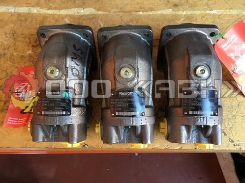 Гидравлический насос Bosch Rexroth A2FO10/61R-NSC06-S