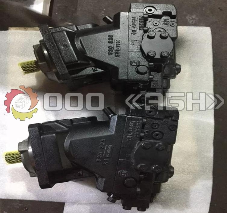 Гидравлический мотор Sauer Danfoss 51D160AD4N T3C0 LNJ1 ADA 040AAE6 00B1