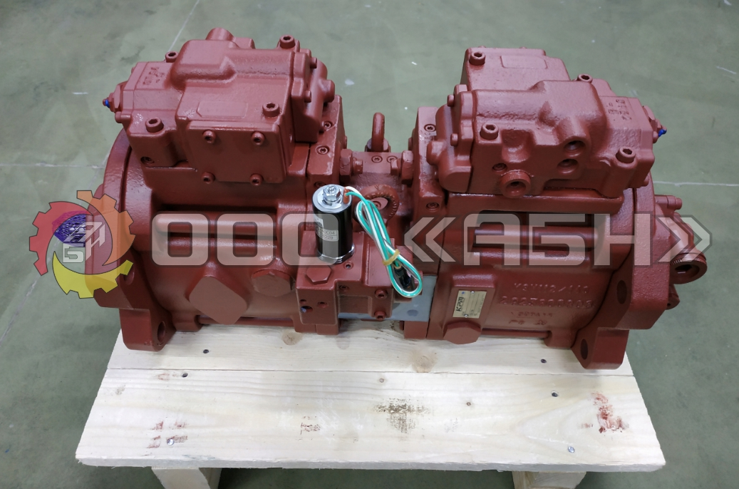 Гидравлический насос Kawasaki K7V112DT-1PCP-9N09