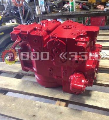 Гидравлический насос Sauer Danfoss 90L055KN1N8R4S1C03GBA 424224