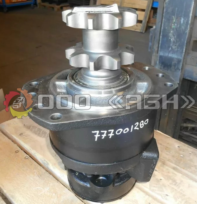 Гидравлический мотор Bosch Rexroth MCR3A400A45Z32B2M12F2 SO506D