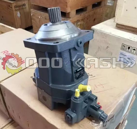 Гидравлический мотор Bosch Rexroth A6VM80HA1R1/63W-VAB017HA