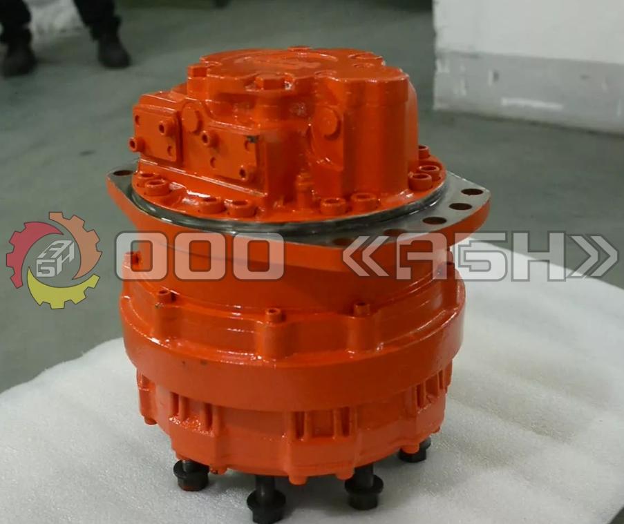 Гидравлический мотор Poclain MS25-2-G21-P35-1510-00-MR