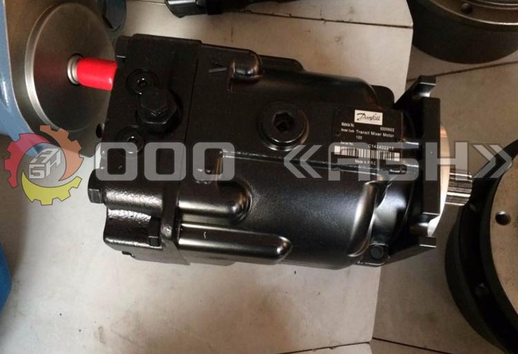 Гидравлический мотор Sauer Danfoss 90M055NC0N8N0C6N00 NNN000000