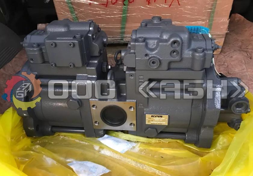 Гидравлический насос Kawasaki K5V160DTP149R-9C34-2V+1F