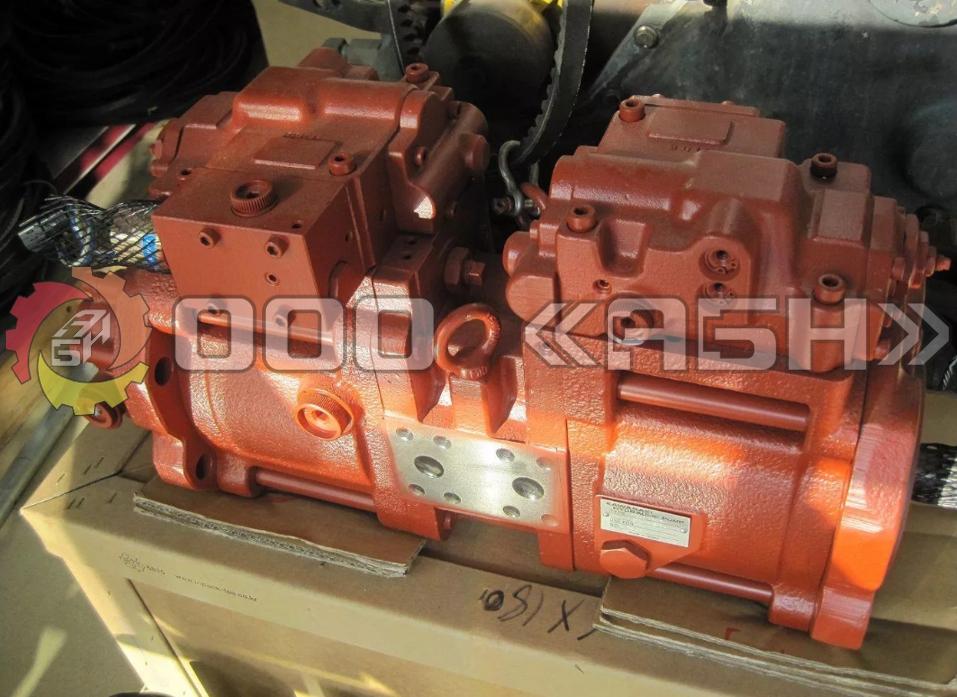 Гидравлический насос Kawasaki K3V63DT-1K6L-800K
