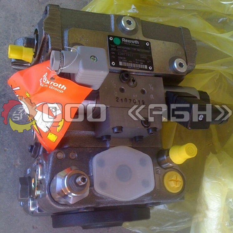 Гидравлический насос Bosch Rexroth A4VG180EP4DT1/32R-NZD02F071SH