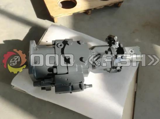 Гидравлический насос Bosch Rexroth A11VLO260LRDH1/11R+A10VO28DR/31R