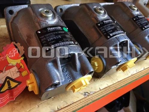 Гидравлический насос Bosch Rexroth A2FO10/61R-PZP06