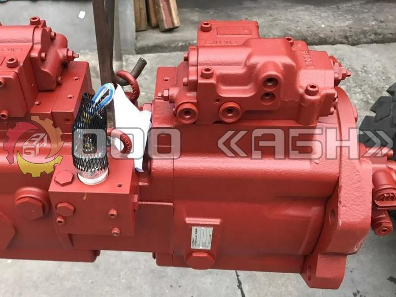 Гидравлический насос Kawasaki K3V140DT1CER-9C12-D