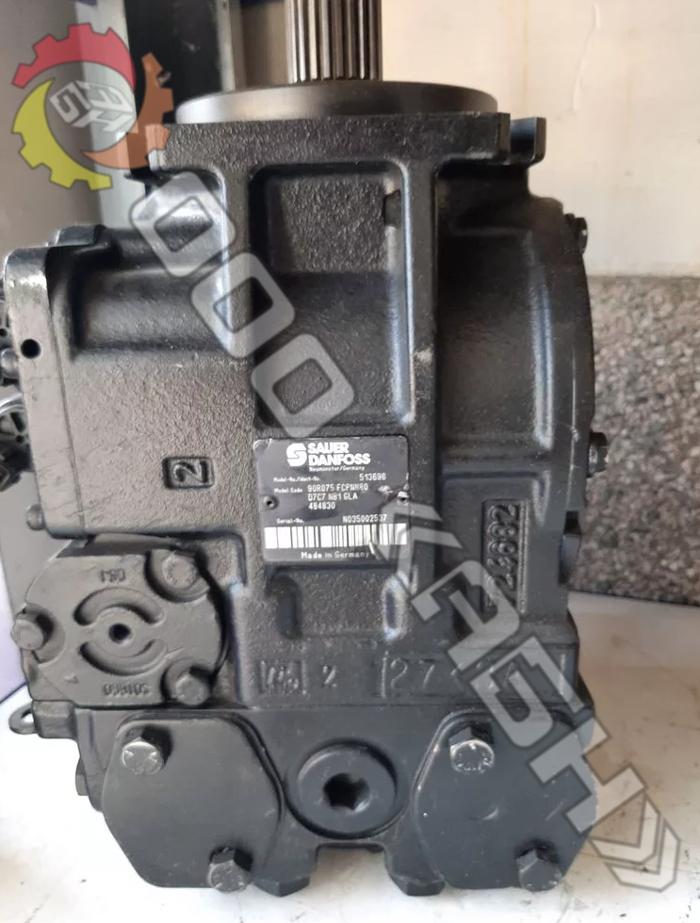Гидравлический насос Sauer Danfoss 90R075KA1CU60S3C7S43FAD424222