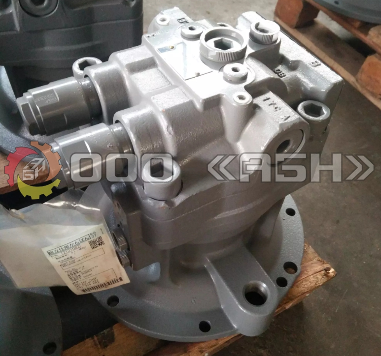 Гидравлический мотор Kawasaki M2X210CHB-10A-2S/285-PL844