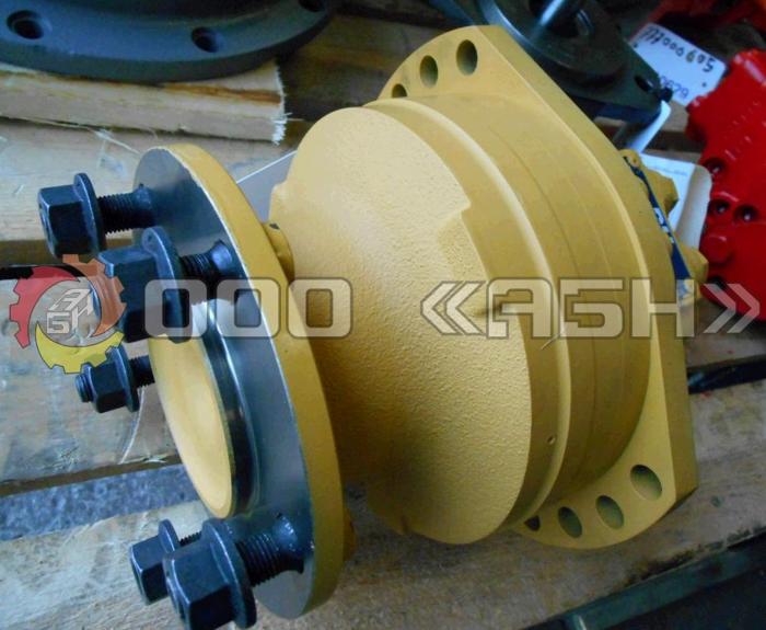 Гидравлический мотор Poclain MSE02-2-14A-F03-2AC5-Y3FJM