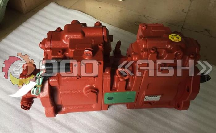Гидравлический насос Kawasaki K5V160DTP1F9R-9Y04-HV