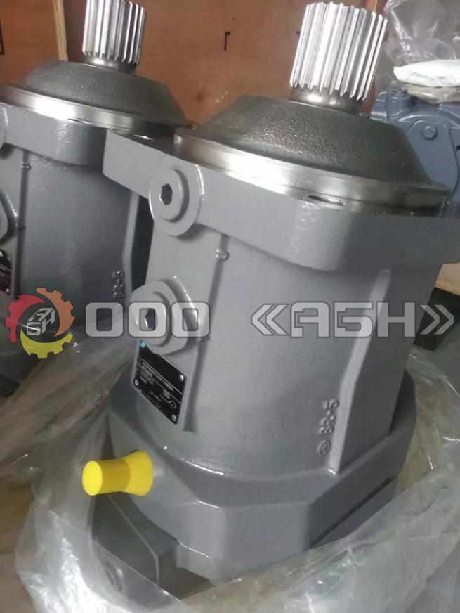 Гидравлический мотор Bosch Rexroth A6VM107HA2T/63W-VAB010A