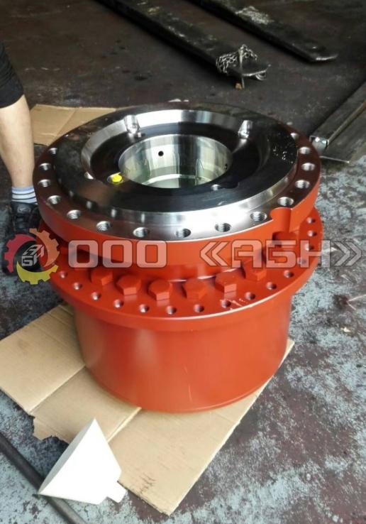 Гидравлический мотор Bosch Rexroth GFT110 T3 1316