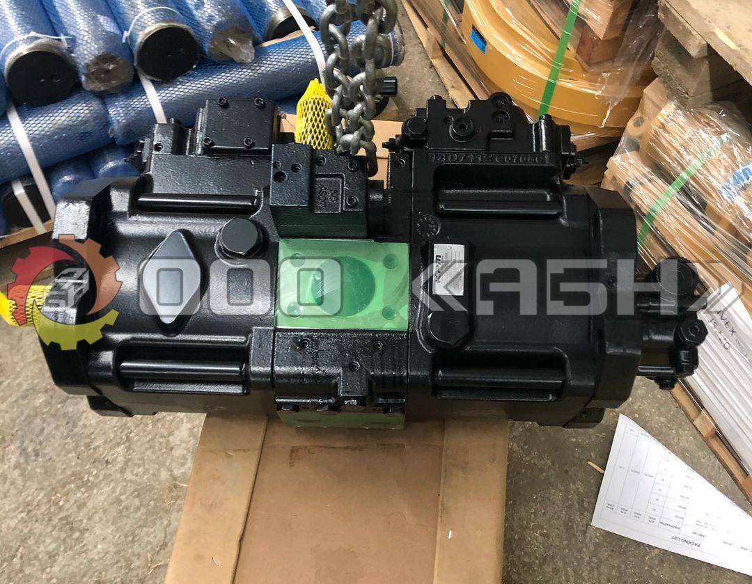 Гидравлический насос Kawasaki K3V112DTP1P9R-1E32-AV